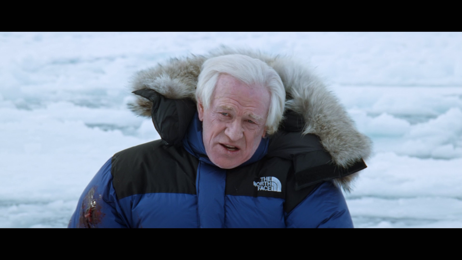 Froken Smillas fornemmelse for sne (Smilla et l'amour de la neige, 1997) de Bille August : le bateau explose (HD)