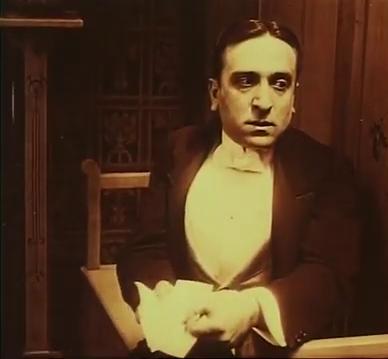 L'ultima vittima (La dernière victime, 1913) de Roberto Roberti : des rêves de grandeur