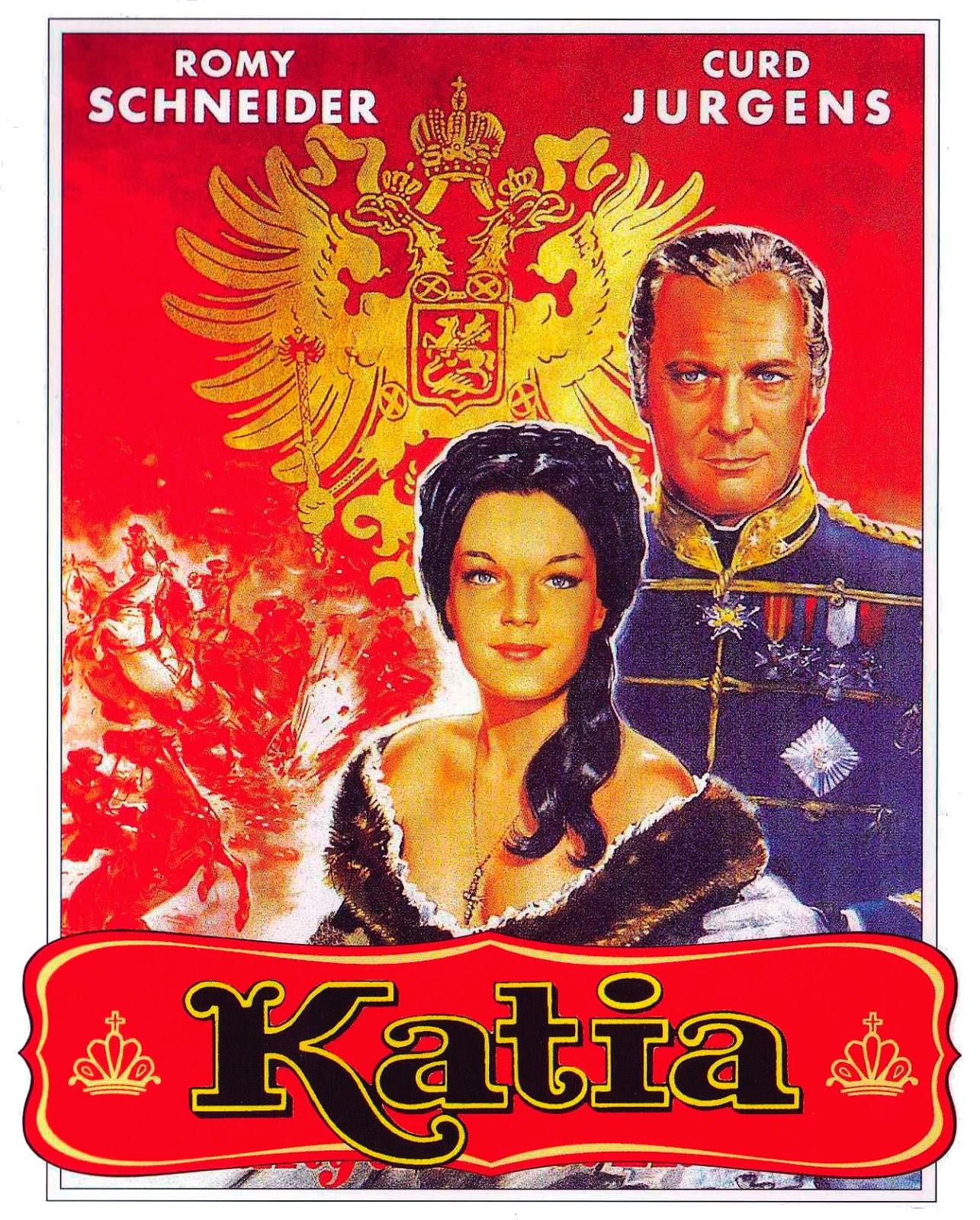 Katia (1959) de Robert Siodmak : la promenade en traîneau (HD)
