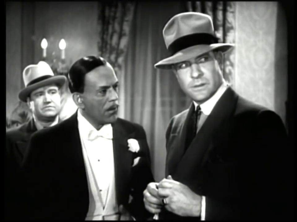 The mystery of Mr. Wong (Le mystère de Mr Wong, 1939) de William Nigh : meurtre en plein jeu de rôles