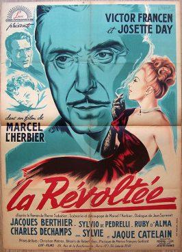 La révoltée (1948) de Marcel L'Herbier : le petit Georges décède