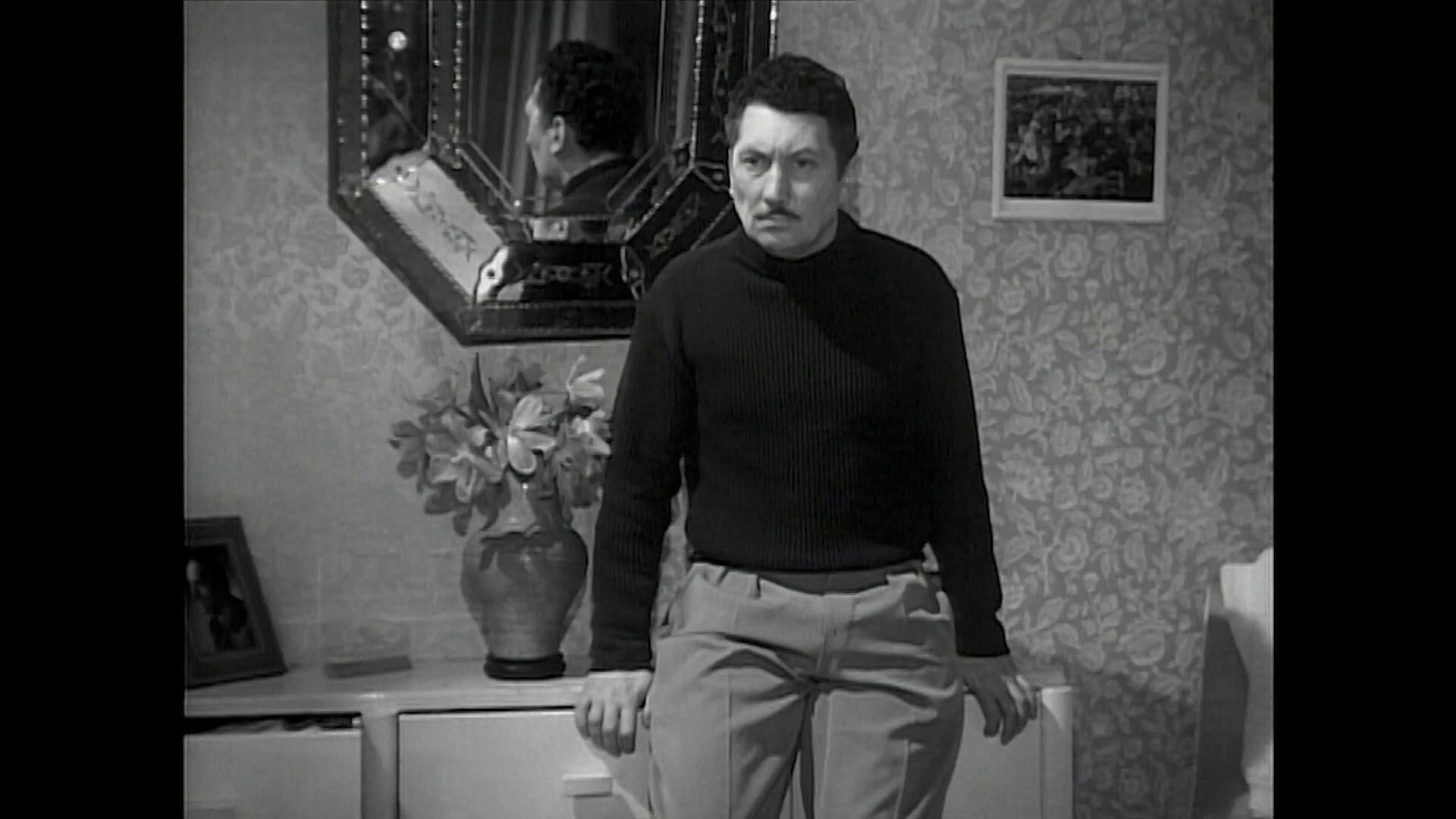 Jean-Jacques Delbo dans Minuit ... Quai de Bercy