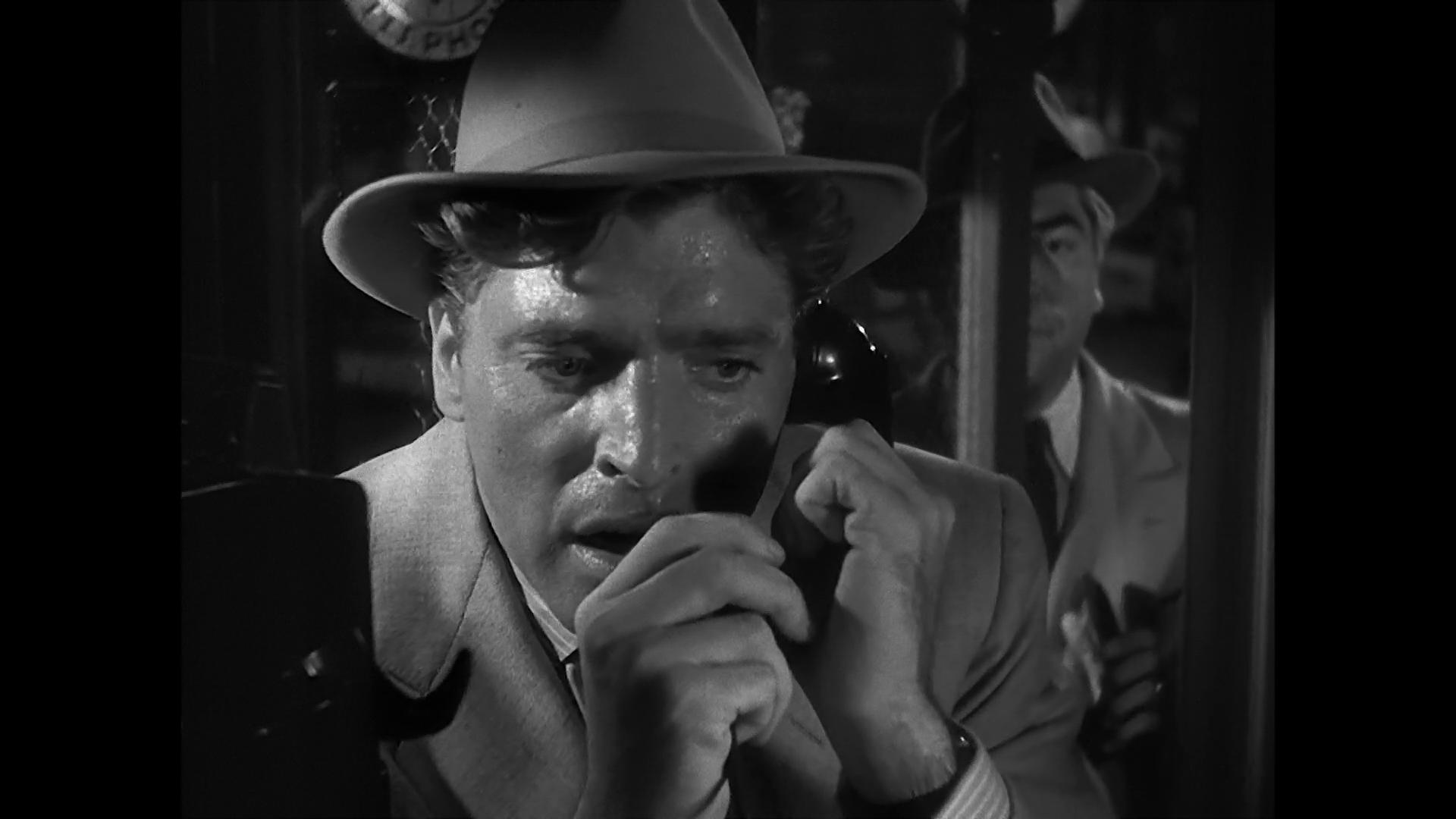 Burt Lancaster dans le film Raccrochez, c'est une erreur