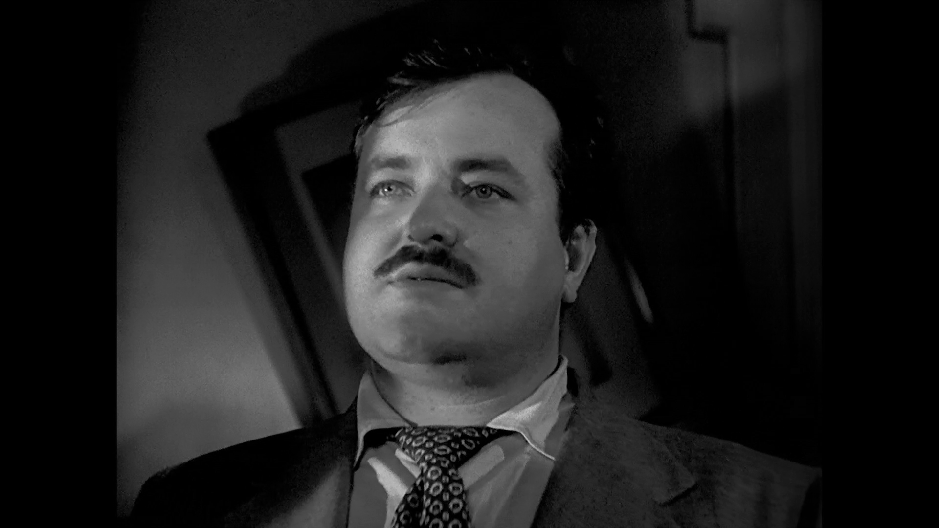William Conrad dans le film Sorry, wrong number