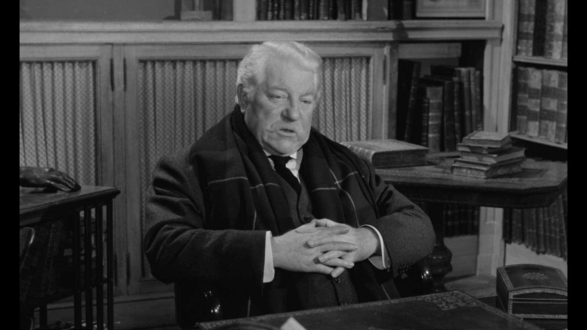 Jean Gabin dans le film Le président