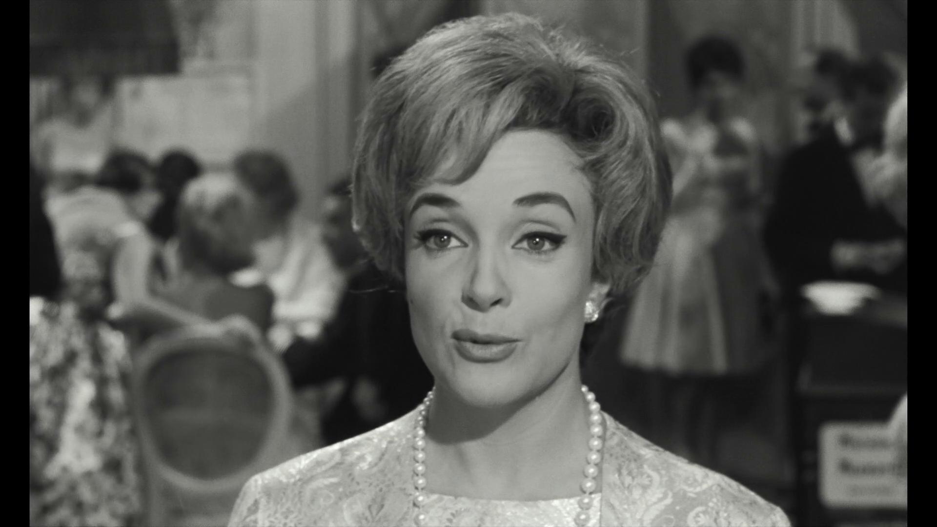 Micheline Presles dans le film Le baron de l'écluse