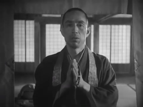 Sôji Kiyokawa dans le film Monsieur Shosuke Ohara