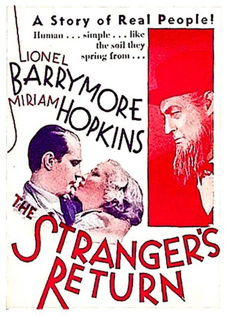 Affiche du film Stranger's return