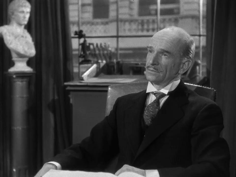 Ian Wolfe dans Sherlock Holmes et la clef