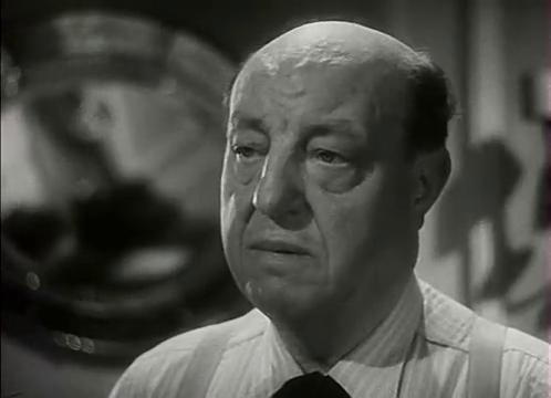 Harry Baur dans le film L'homme du Niger (1940) de Jacques de Baroncelli