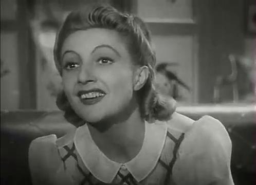 L'actrice Annie Ducaux dans le film L'homme du Niger (1940) de Jacques de Baroncelli