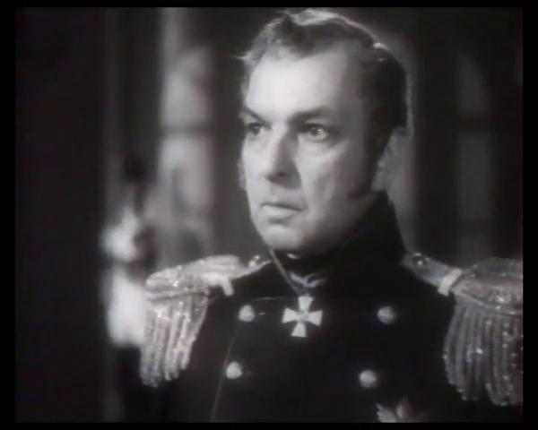 Pierre Renoir dans Le patriote (1938) de Maurice Tourneur