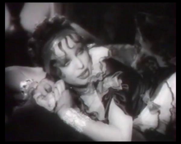 Colette Darfeuil dans le film Le patriote (1938) de Maurice Tourneur