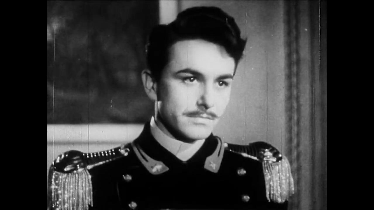 Giorgio De Lullo dans le film italien Cuore (Les belles années, 1948) de Duilio Coletti