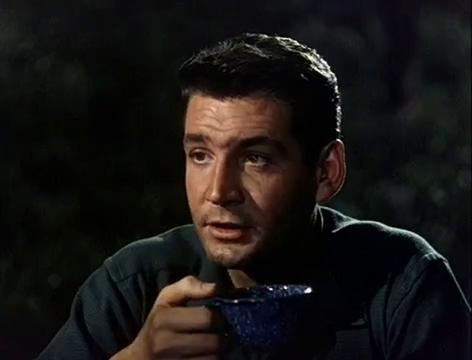 Gene Barry dans The war of the worlds (La guerre des mondes, 1953) de Byron Haskin