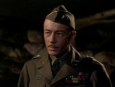 Les Tremayne dans le film The war of the worlds (La guerre des mondes, 1953) de Byron Haskin