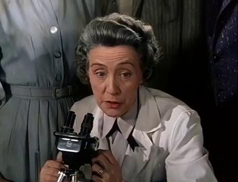 Ann Codee dans le film The war of the worlds (La guerre des mondes, 1953) de Byron Haskin