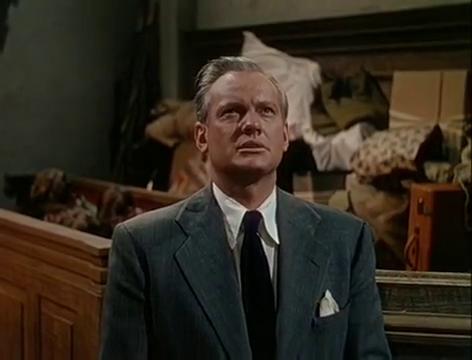 Russ Conway dans le film The war of the worlds (La guerre des mondes, 1953) de Byron Haskin