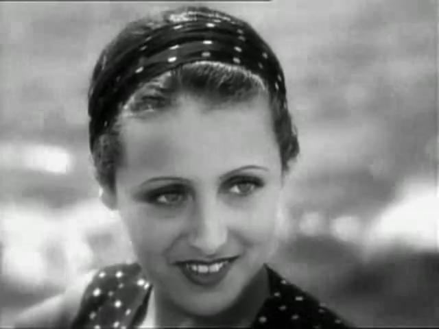 Rosine Deréan dans Les cinq gentlemen maudits (1931) de Julien Duvivier