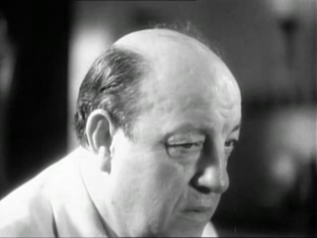 Harry Baur dans le film Les cinq gentlemen maudits (1931) de Julien Duvivier