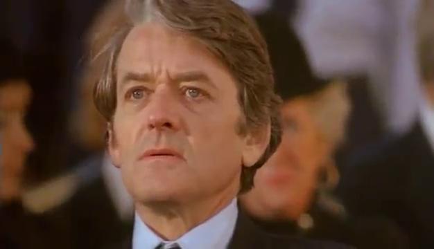 Hal Holbrook dans le film Capricorn One (1978) de Peter Hyams