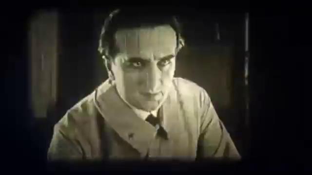 Romuald Joubé dans le film muet Princesse Masha (1927) de René Leprince