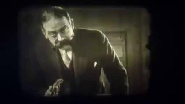 Jean Toulout dans le film muet Princesse Masha (1927) de René Leprince