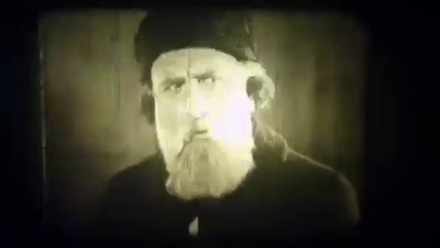 André Marnay dans le film muet Princesse Masha