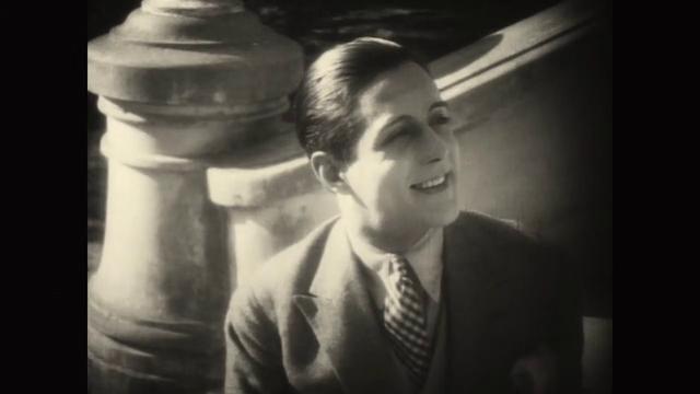 André Daven dans La femme de nulle part (1922) de Louis Delluc