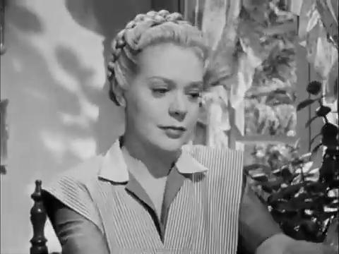 Alice Faye dans Fallen angel (Crime passionnel, 1945) d'Otto Preminger