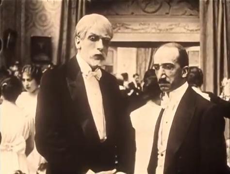 Image du film Judex (1916) de Louis Feuillade