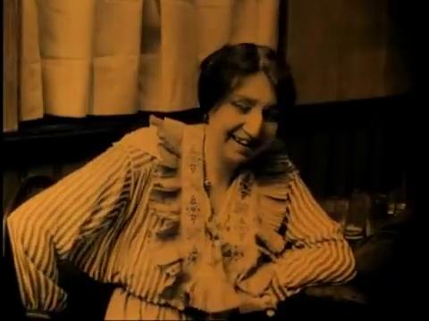 Josane Djenany dans La jeune Belgique (1922) d'Armand du Plessy
