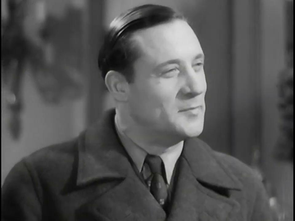 Thomy Bourdelle dans Fantômas (1932) de Paul Féjos