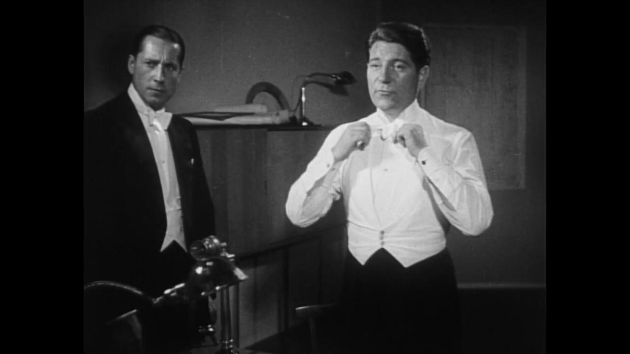 Jean Gabin dans le film Le tunnel (1933) de Kurt Bernhardt