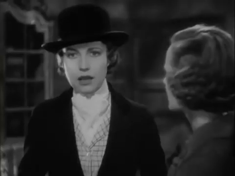 Mona Barrie dans Charlie Chan in London (1934) d'Eugene Forde