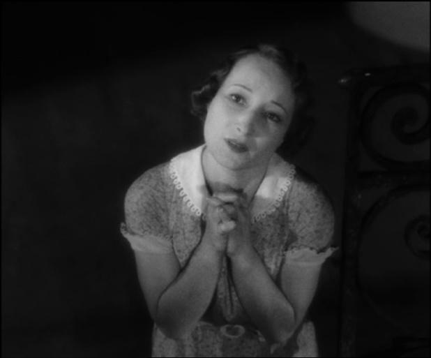 Orane Demazis dans le film Fanny (1932) de Marc Allégret