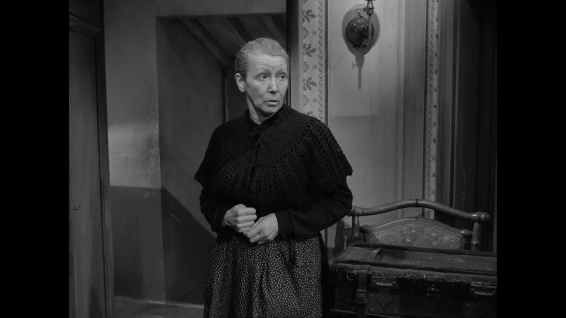 Mag Avril dans le film Le cas du docteur Laurent (1957) de Jean-Paul Le Chanois