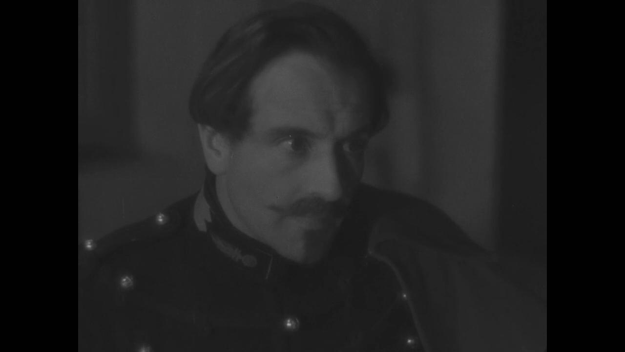 Pierre Fresnay dans Le roman d'un jeune homme pauvre (1935) d'Abel Gance