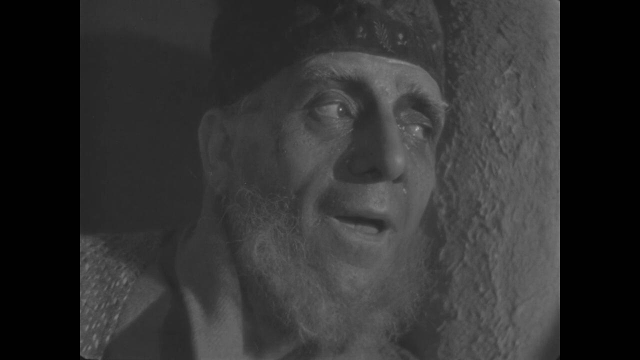 Marcel Delaître dans le film Le roman d'un jeune homme pauvre (1935) d'Abel Gance