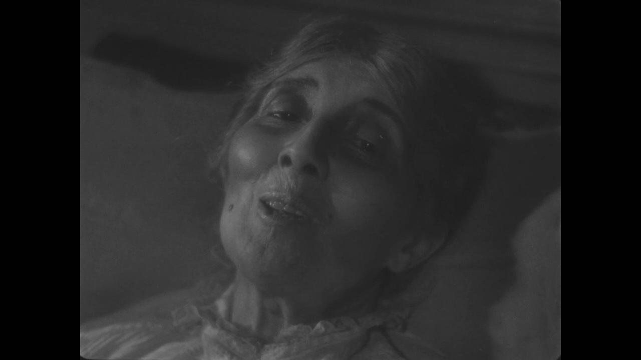Marthe Mellot dans Le roman d'un jeune homme pauvre (1935) d'Abel Gance