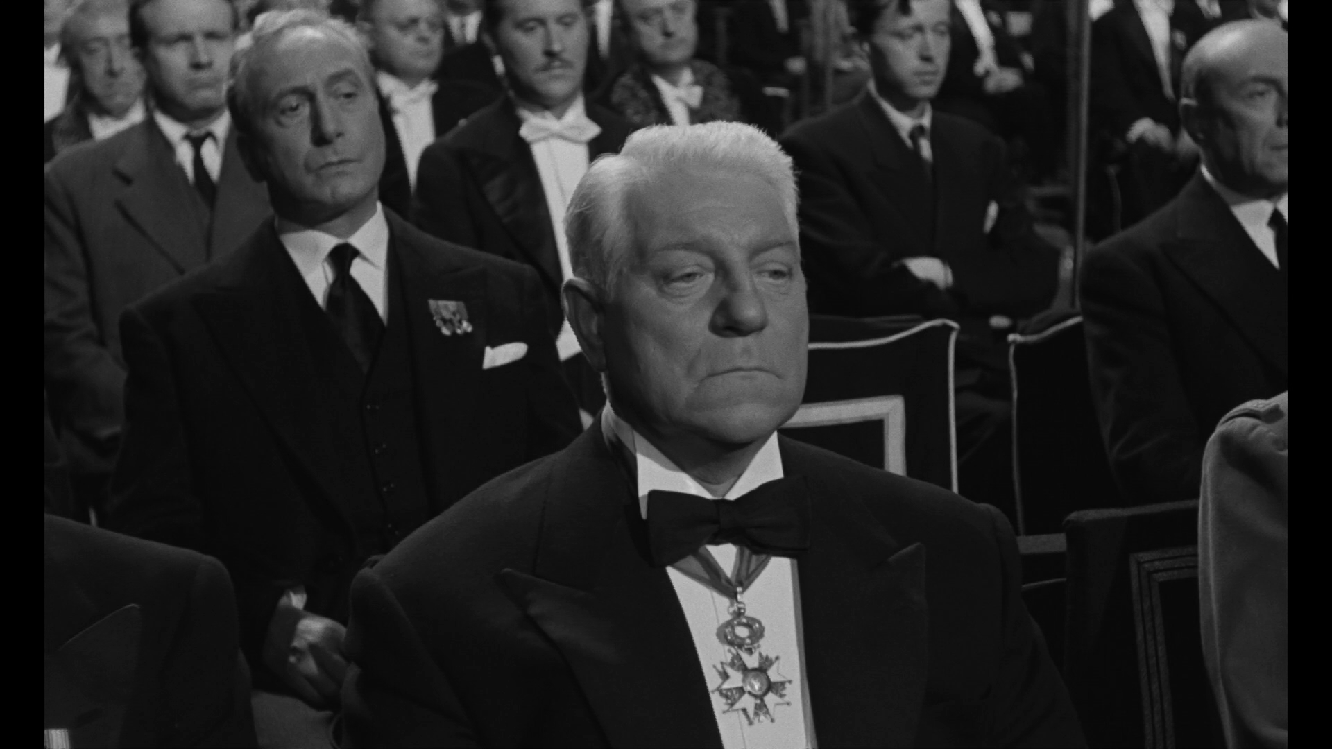 Jean Gabin dans le film Les grandes familles (1958) de Denys de la Patellière