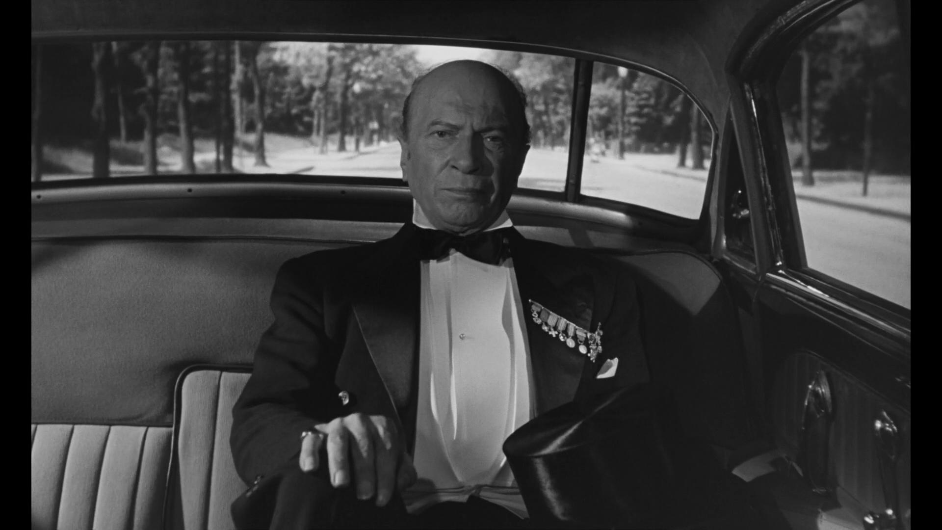 Aimé Clariond dans le film Les grandes familles (1958) de Denys de la Patellière