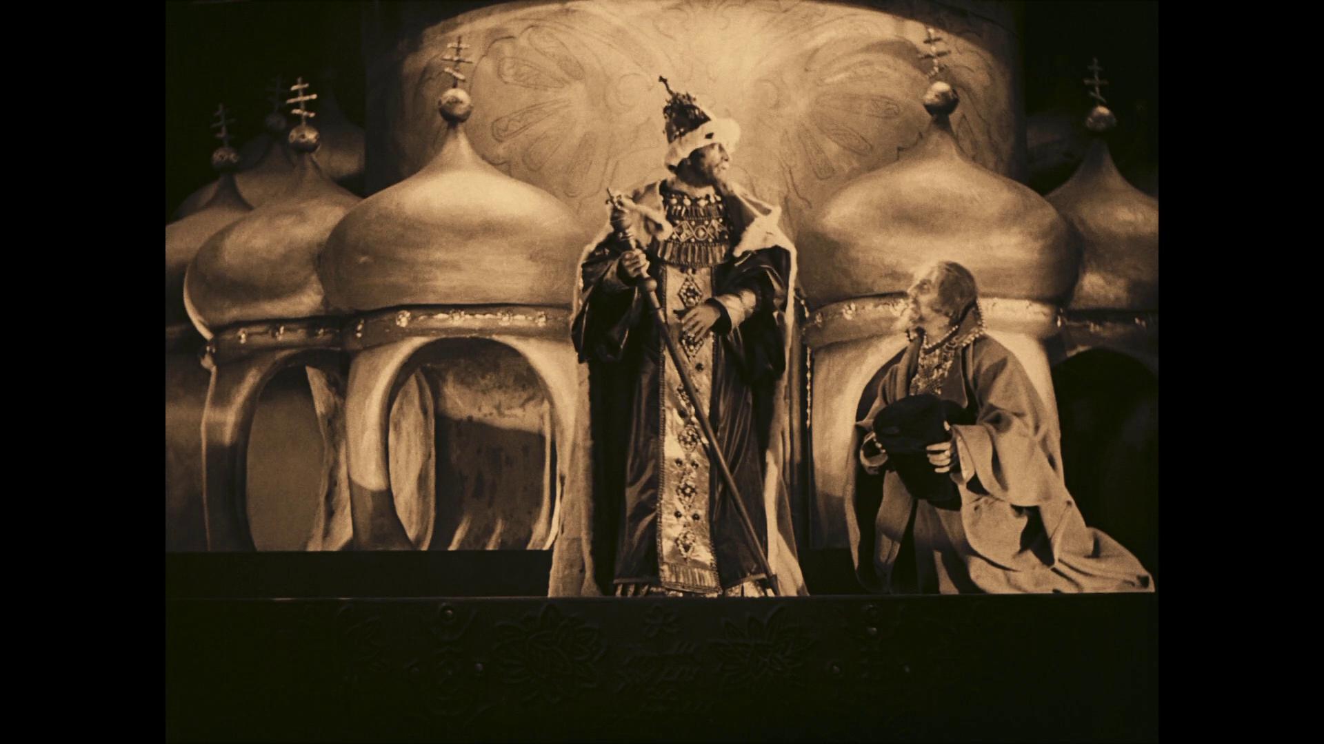 Image du film Das Wachsfigurenkabinett (Le cabinet des figures de cire, 1924) de Paul Leni
