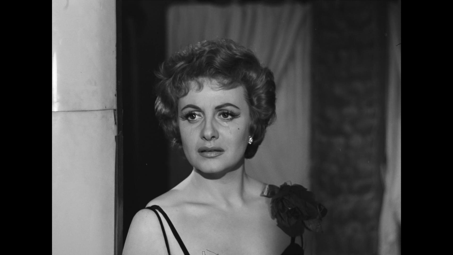 Mercedes Monterrey dans Malinconico autunno (1958) de Raffaello Matarazzo
