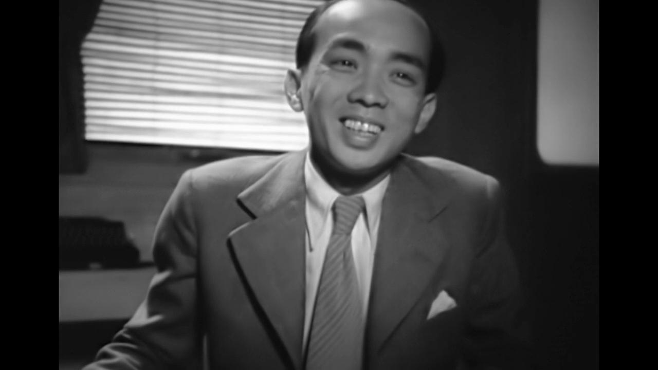Ky-Duyen dans le film français La dame de Malacca (1937) de Marc Allégret