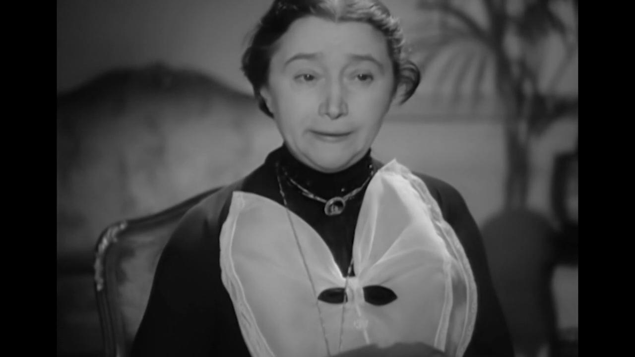 Magdeleine Berubet dans La dame de Malacca (1937) de Marc Allégret