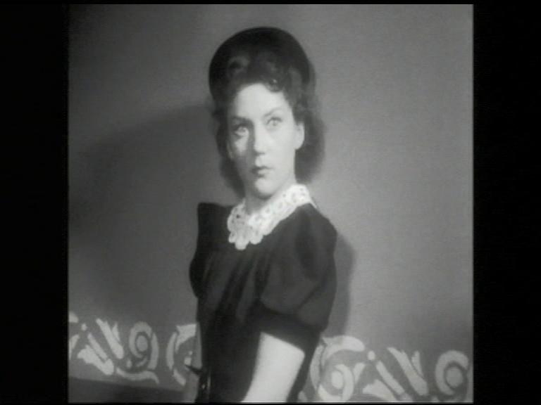 Abus de confiance (1937) de Henry Decoin : l'errance de Lydia; et la fin