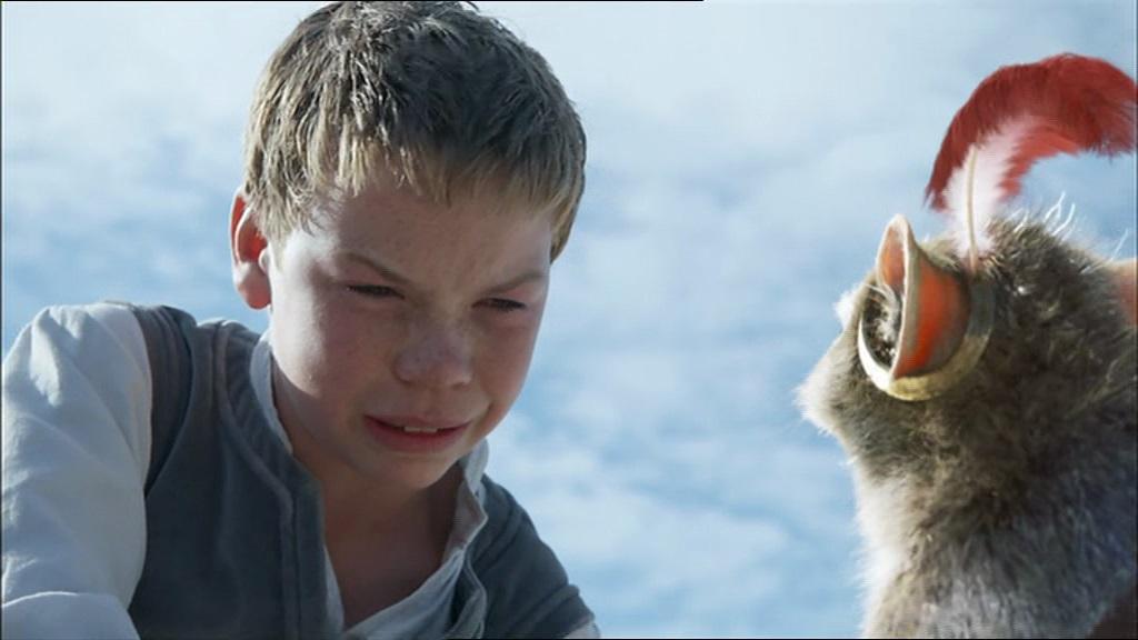 Narnia 3 : le jeune Eustache