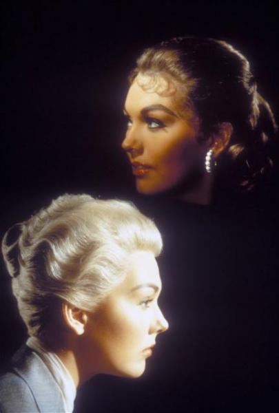 Kim Novak incarne Judy et Madeleine dans Vertigo, d'Alfred Hitchcock