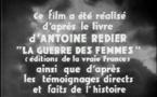 Soeurs d'armes (1937) de Léon Poirier : le début